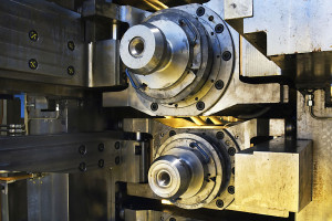 Machine Lubrication at Industrial Steel Mill